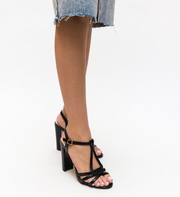 Sandale Ada Negre