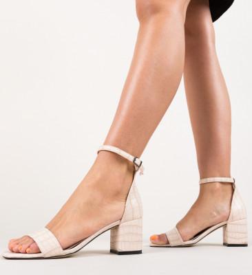Sandale Agorde Bej