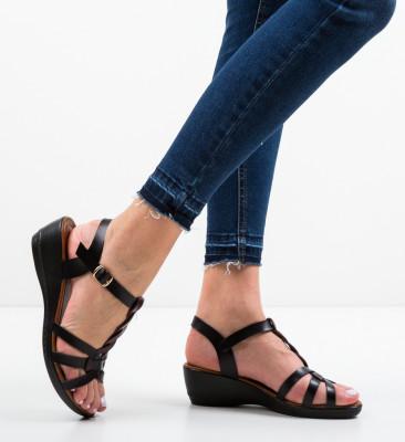 Sandale Ajalo Negre