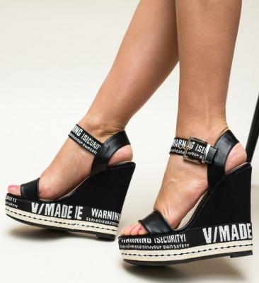 Sandale Bains Negre
