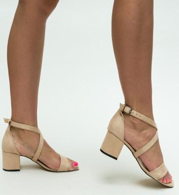 Sandale Biri Bej