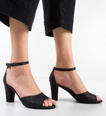 Sandale Blanc Negre