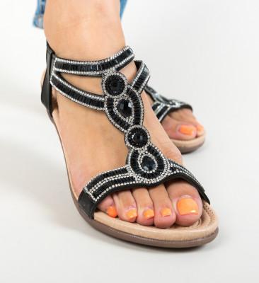 Sandale Bronide Negre