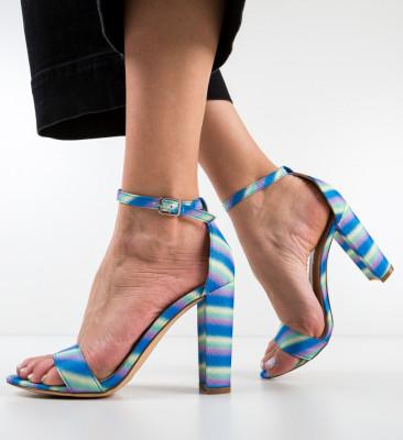 Sandale Cox Albastre