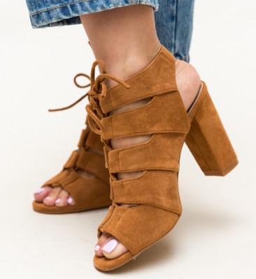 Sandale Delto Camel