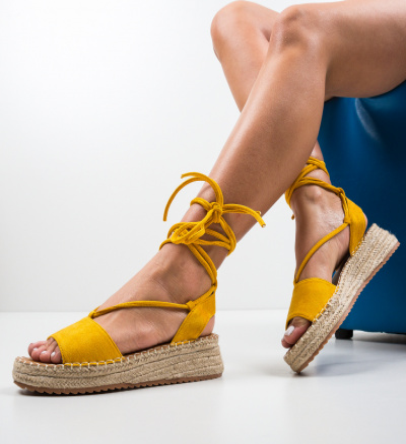 Sandale Dema Galbene