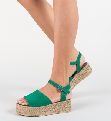 Sandale Dermo Verzi