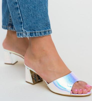 Sandale Dragol Argintii