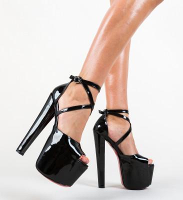 Sandale Exol Negre 3