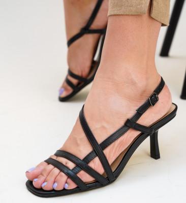 Sandale Flexo Negre
