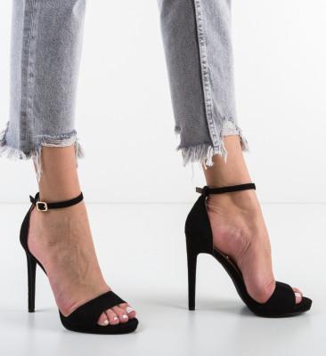 Sandale Frank Negre