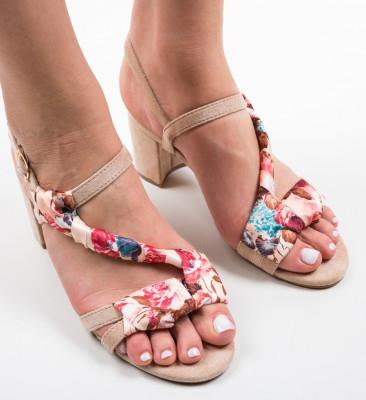 Sandale Gilbe Bej