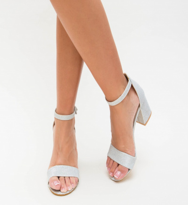 Sandale Gubo Argintii