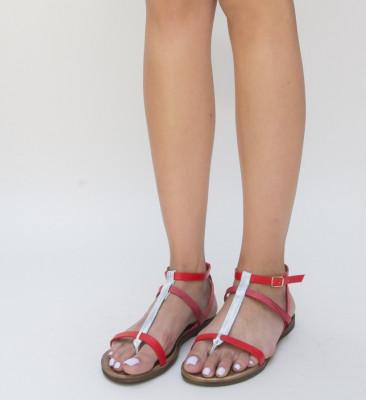 Sandale Humas Rosii