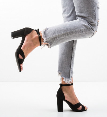 Sandale Iain Negre