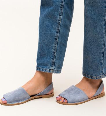 Sandale Keon Albastre