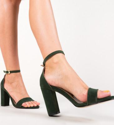 Sandale Klefec Verzi