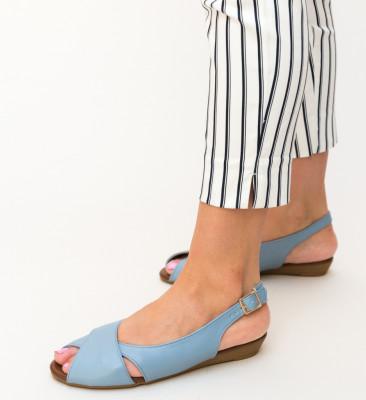 Sandale Krug Albastre