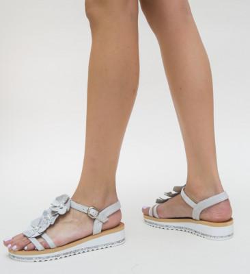 Sandale Lapoa Gri