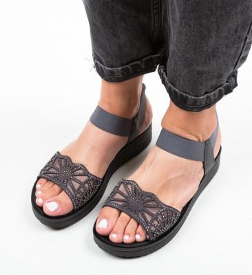 Sandale Lemy Gri