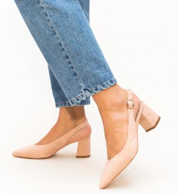 Sandale Manve Bej