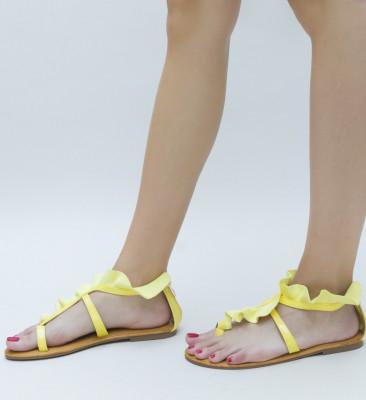 Sandale Miona Galbene