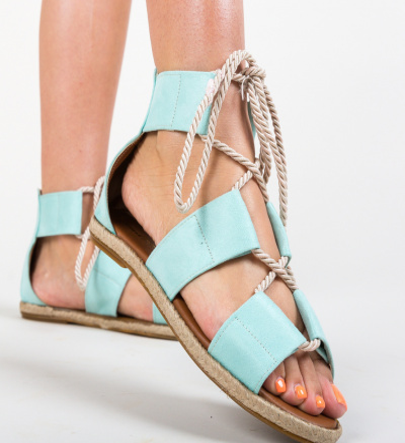 Sandale Nalimes Albastre
