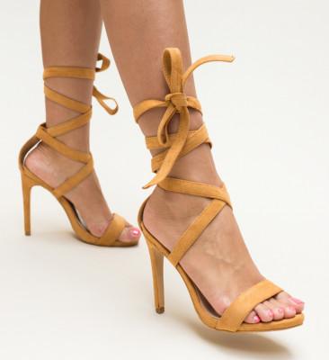 Sandale Nate Camel