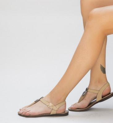 Sandale Pangora Bej