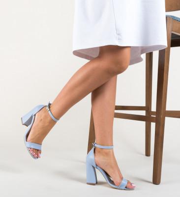 Sandale Pirelio Albastre 2