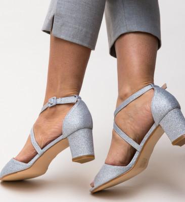 Sandale Pistano Argintii