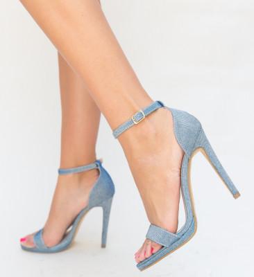 Sandale Ponti Argintii