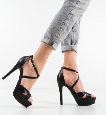 Sandale Rosa Negre