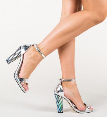 Sandale Sosko Argintii 2