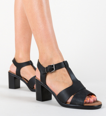 Sandale Stere Negre