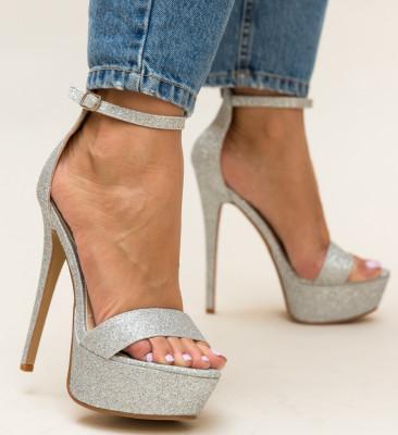 Sandale Vispin Argintii