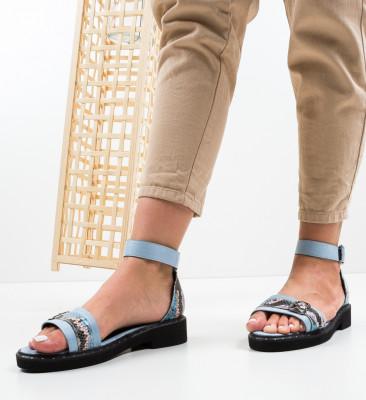 Sandale Wowse Albastre