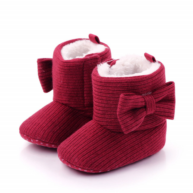 Cizmulite - pantofiori imblaniti