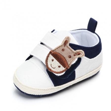Pantofiori bebelusi albi - Micuta girafa