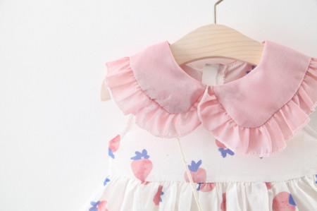 Rochita alba cu roz - Vulpita