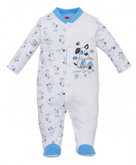 Salopeta pentru bebelusi - Colectia Puppy