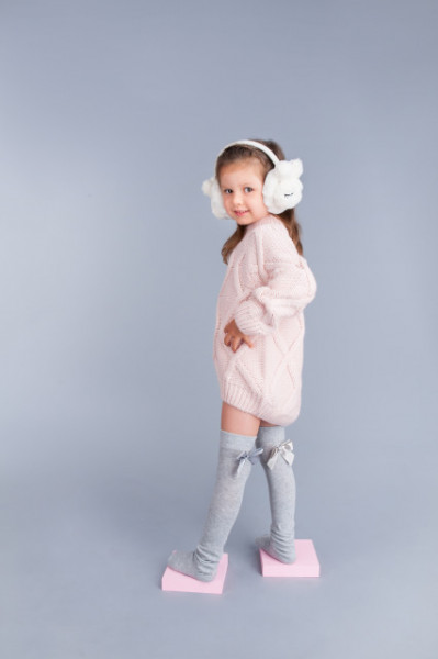 Bentita din blanita cu protectie pentru urechi - Urechiuse