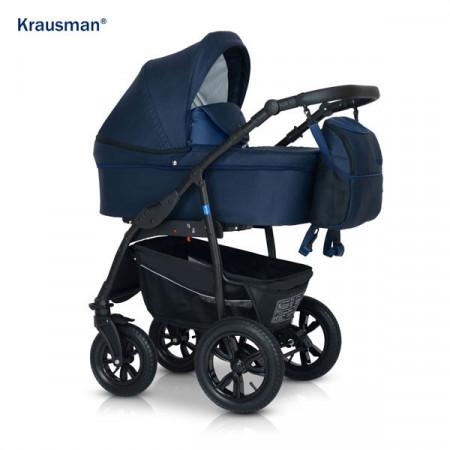 Krausman - Carucior Trend Dark Blue Prestige