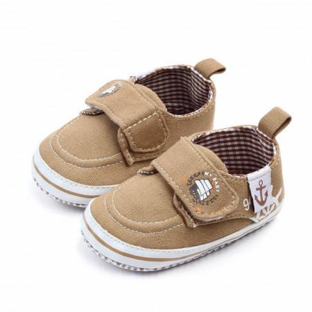 Pantofiori bebelusi crem - Baby sailor