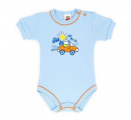 Body bebe cu maneca scurta - Grand prix