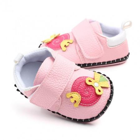 Pantofiori fetite roz - Acadea