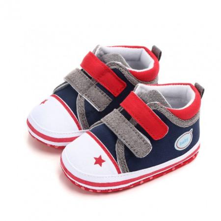 Tenisi bebelusi bleumarine - Baby star