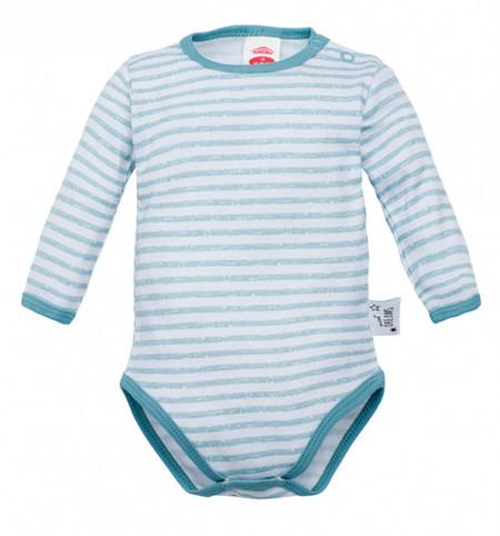 Body pentru bebelusi cu dungulite - Colectia Sweet Dreams