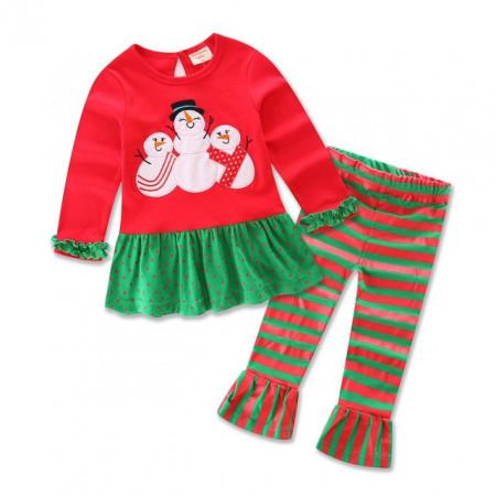 Costumas - Snowman Family