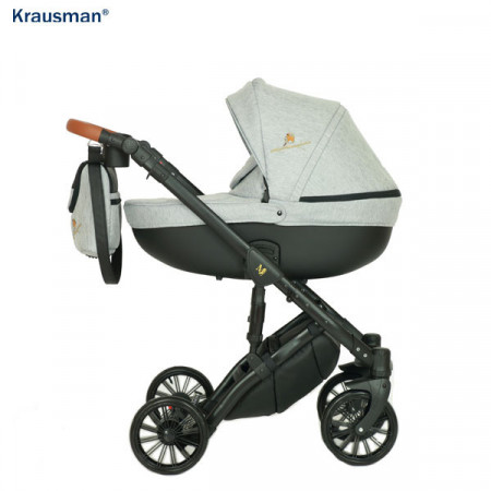 Krausman - Carucior 3 in 1 Mirage Swift Summer